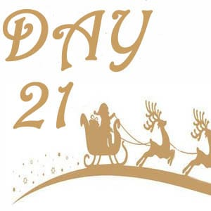 ADVENT FEATURE DAY 21
