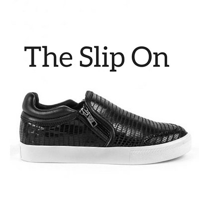 Ash Slip On Trainers