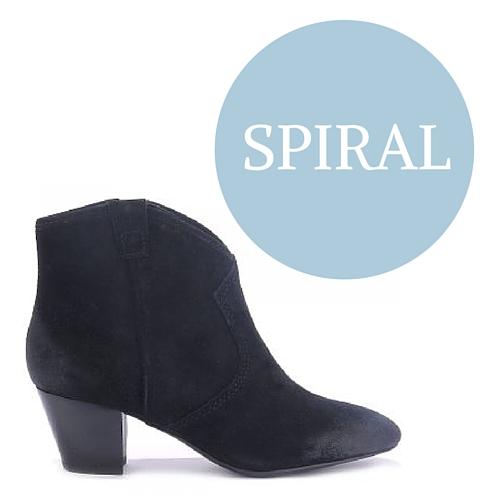 SPIRAL boots