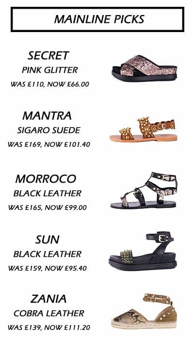 sandals MAIN
