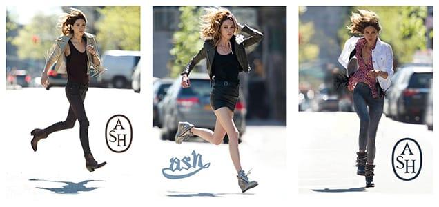 Ash X Icons 1 Erin Wasson Ash Footwear