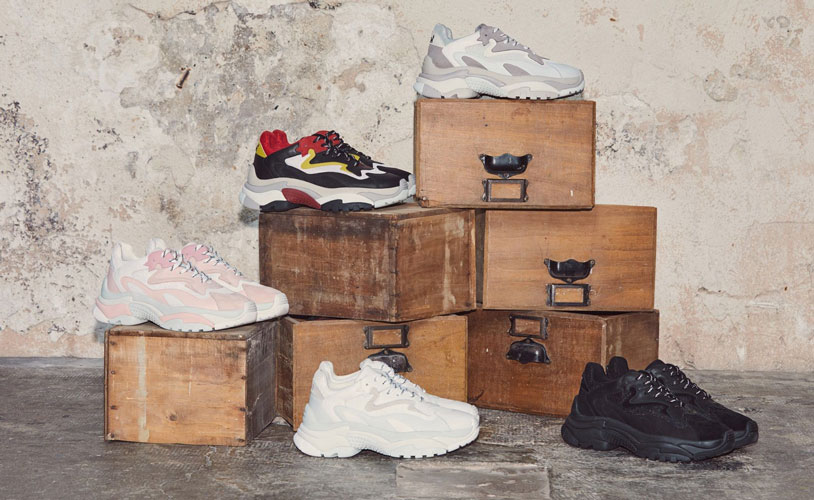 CURRENTLY TRENDING: ADDICT TRAINERS