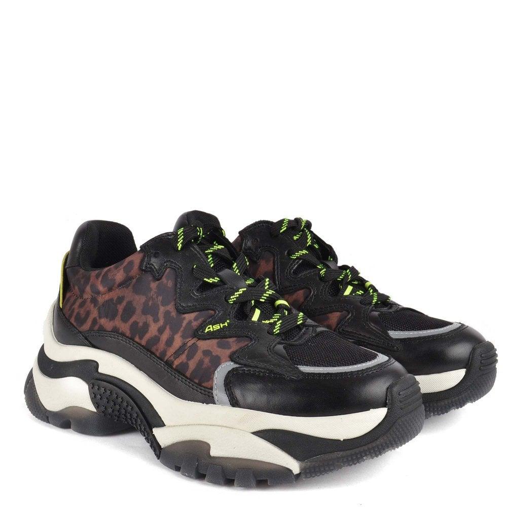 Shop Women's Leopard Print Sneakers