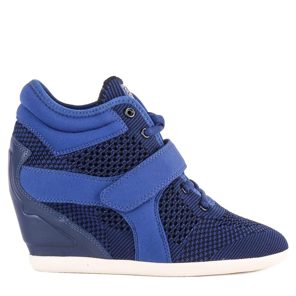 Wedge Bebop Trainers from Ash Footwear