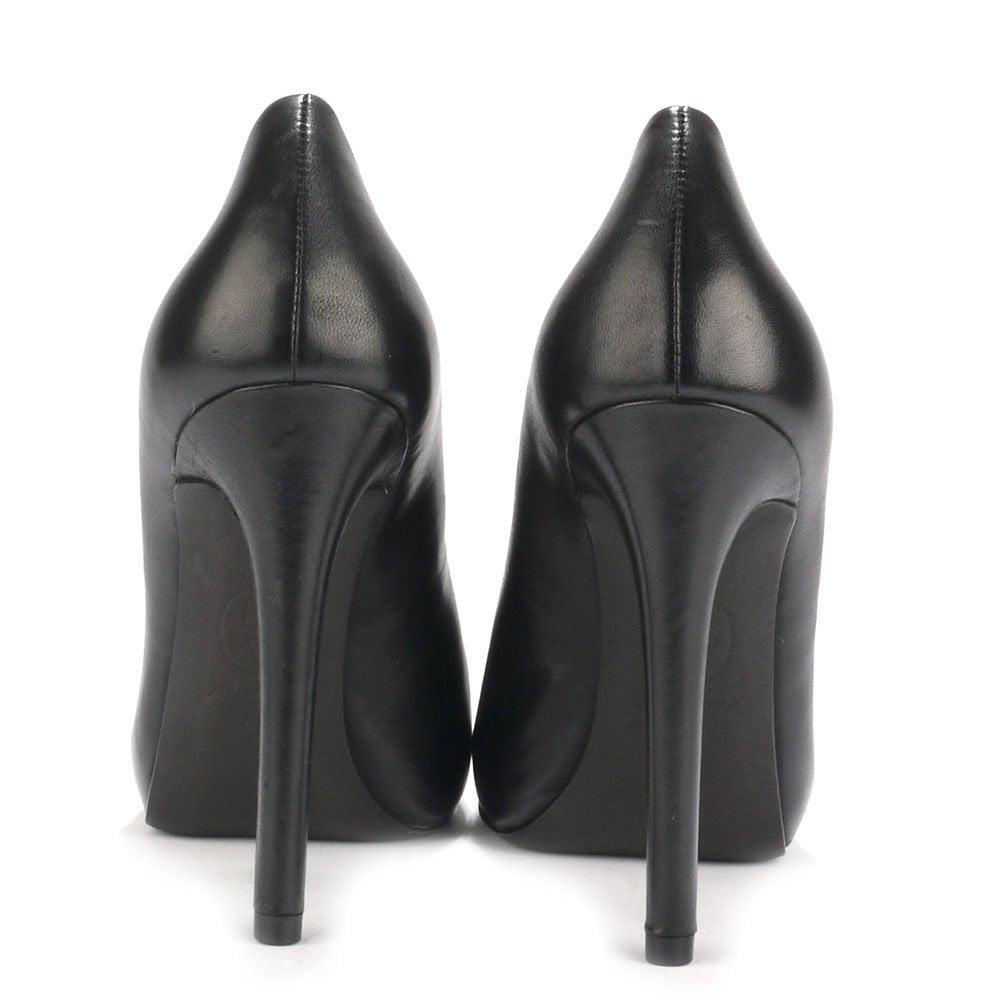 b1f5f77e094 BIANCA Shoes Black Leather