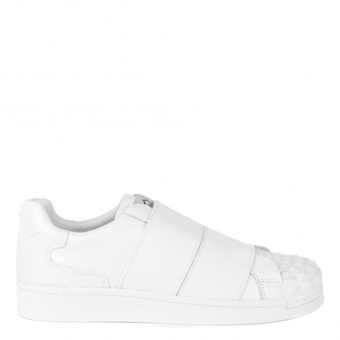 Ash CLIP Trainers White Leather