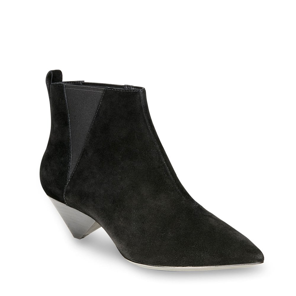 f7a475108 Ash Cosmos Black Suede Ankle Boots