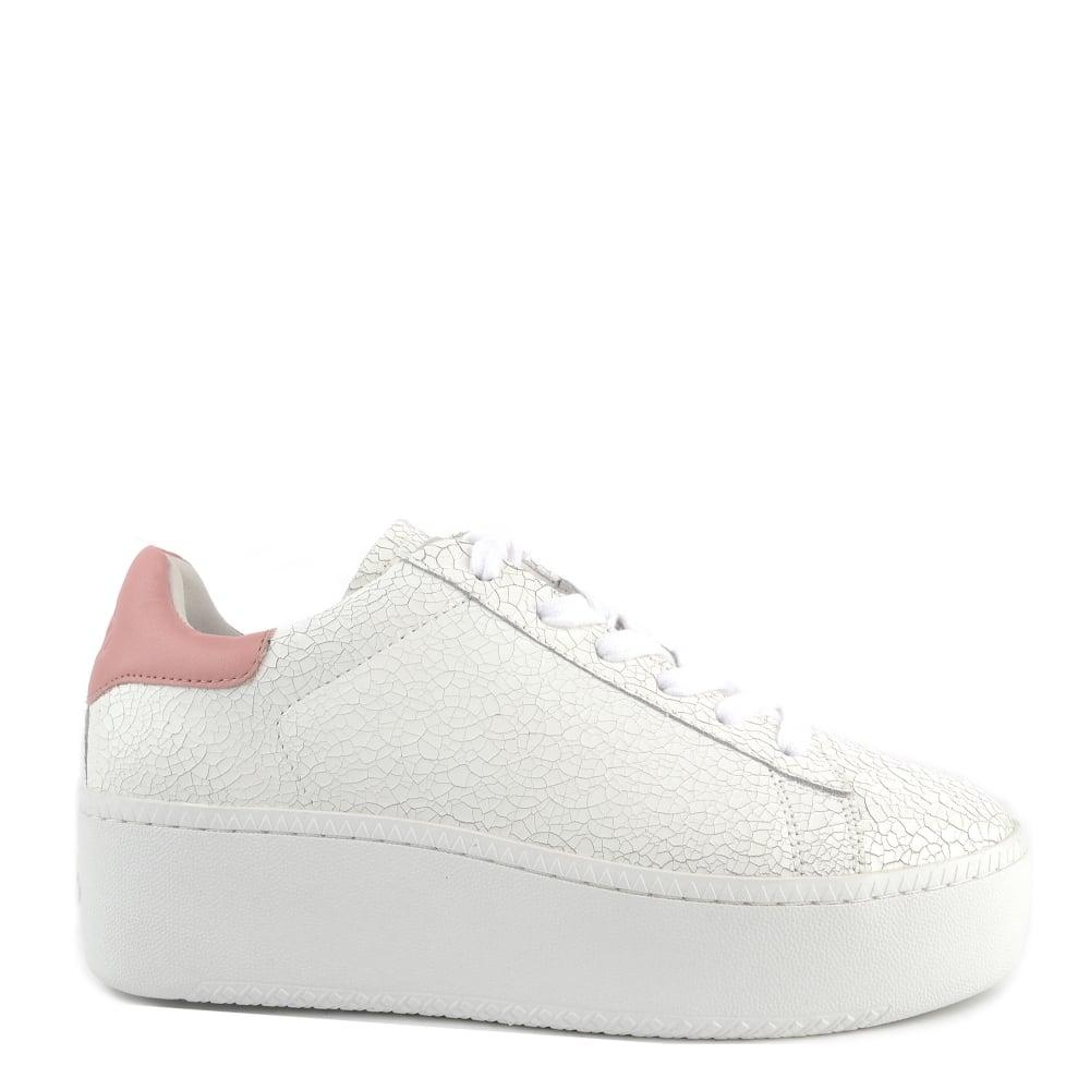 Ash Cult White \u0026 Pink Trainers | Shop