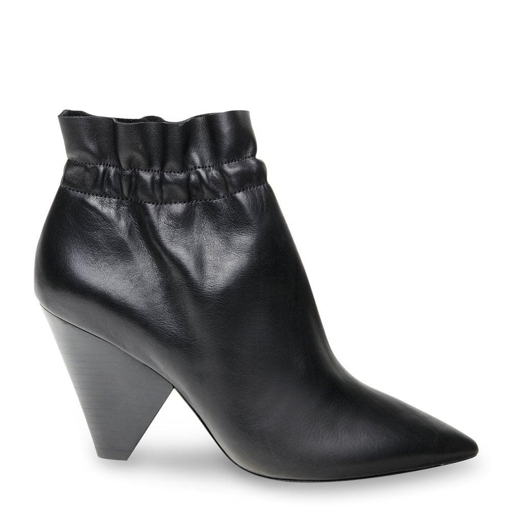d906a1b728b2 Ash DAFNE Ankle Boots Black Leather