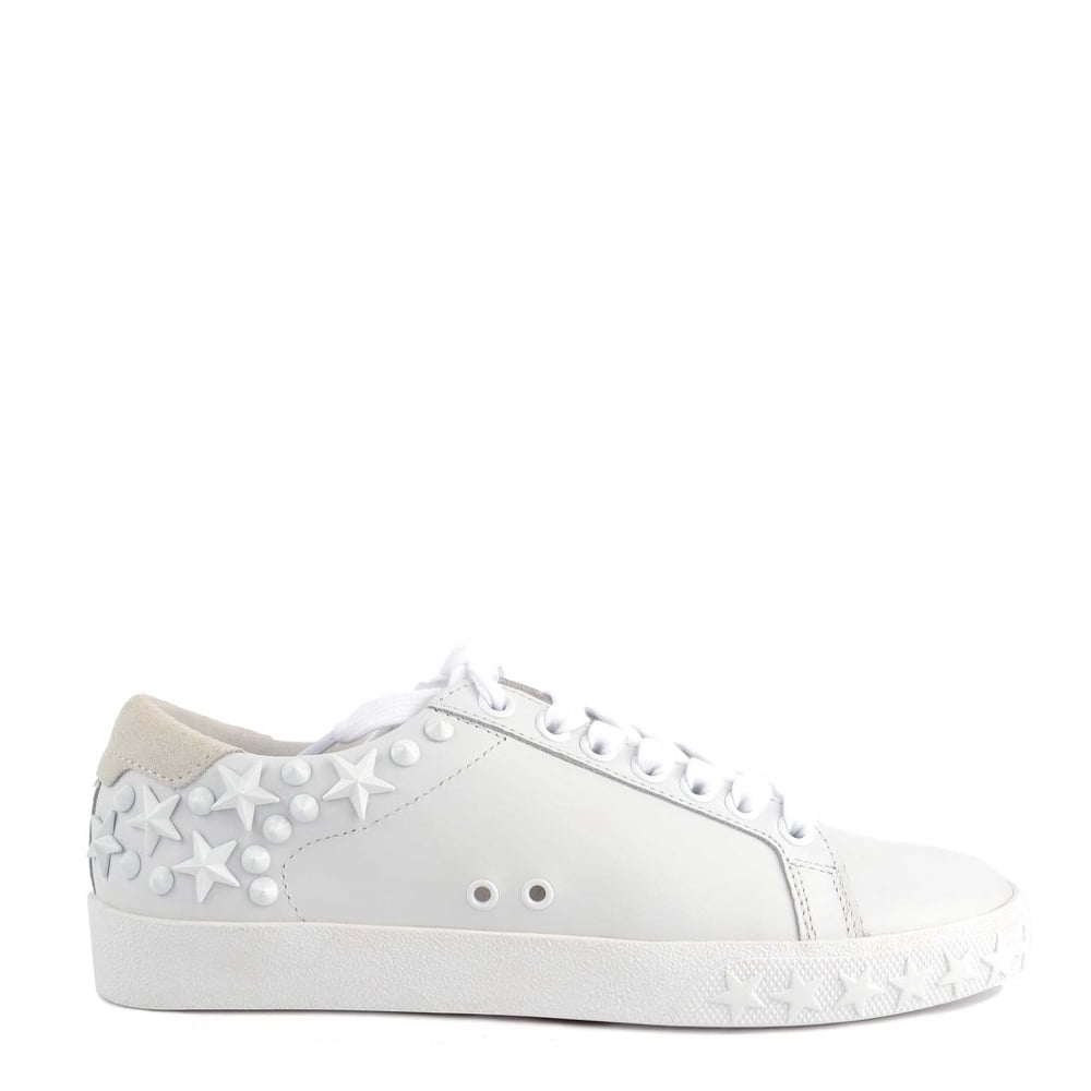 Ash Dazed Leather Sneakers