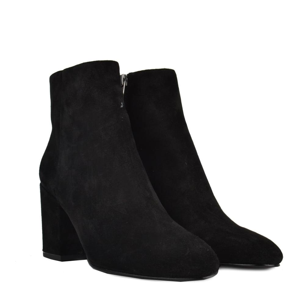 656f625e662b Shop ASH Eden Boots in Black Suede