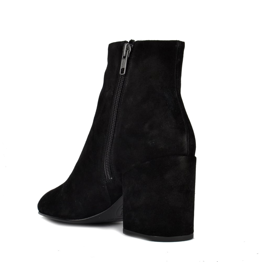 performance sportswear great prices outlet store sale EDEN Ankle Boots Black Suede