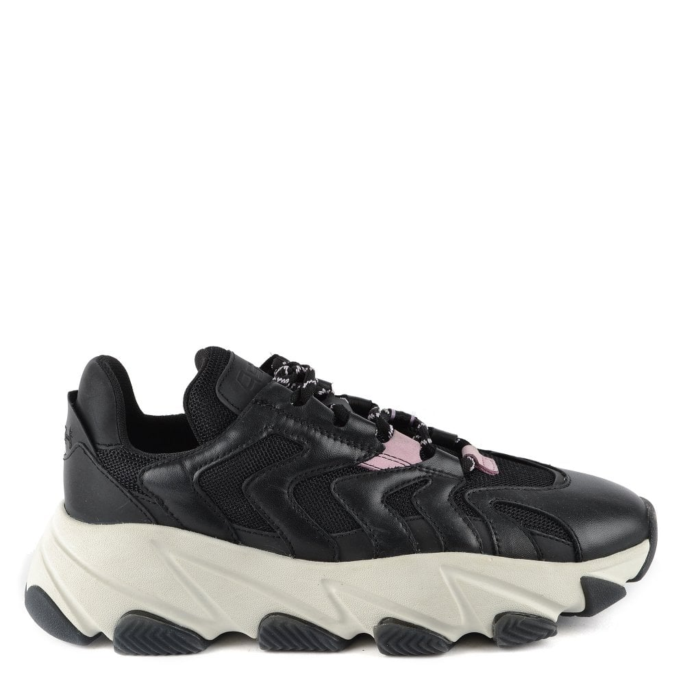 ASH Extreme Trainers in White \u0026 Pink