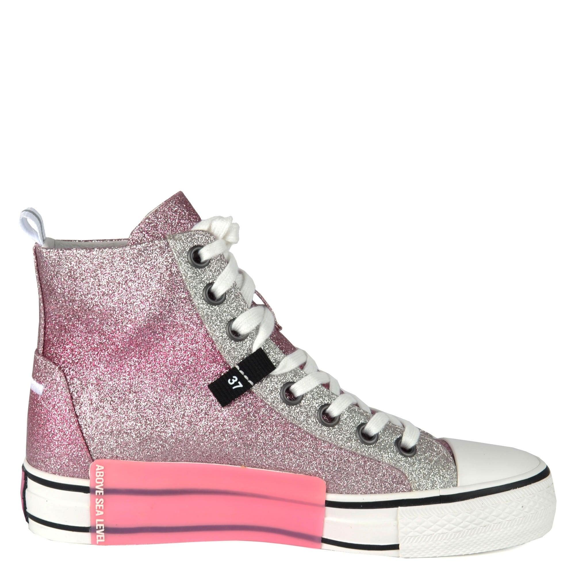 Pink Sneakers   ASH