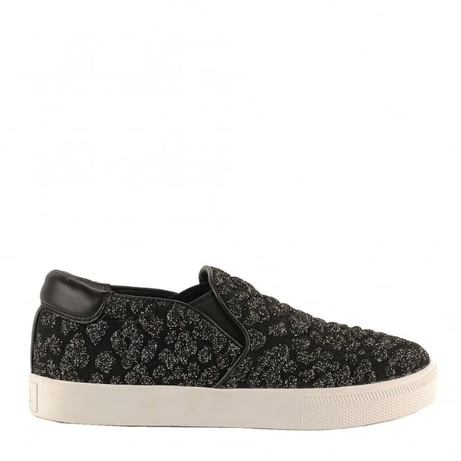Ash IMPULS Trainers Black & Fiesta Knit