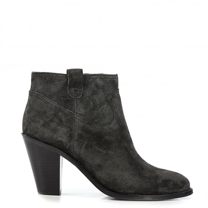 Ash IVANA Ankle Boots Bistro Suede