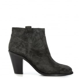IVANA Ankle Boots Bistro Suede