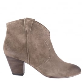 JALOUSE Boots Topo Suede