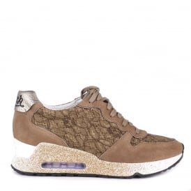 LOVE LACE Trainers Wilde Lace & Suede