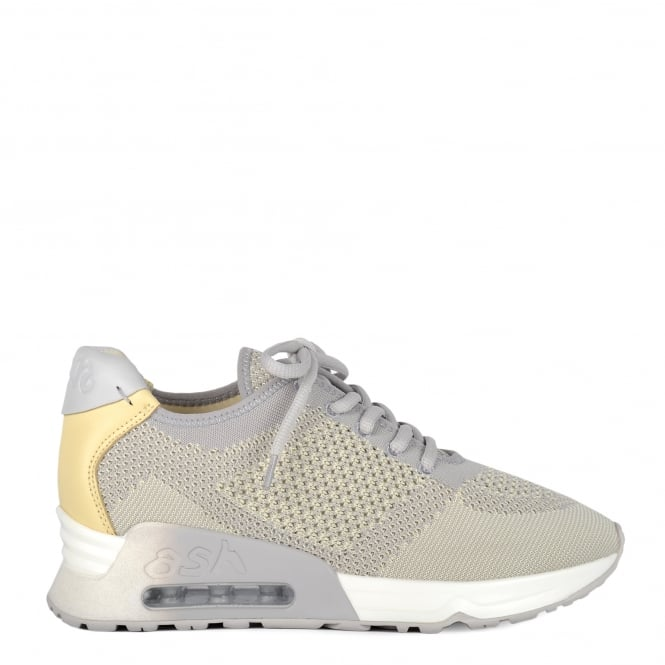 Ash LUCKY Trainers Pearl & Chick Knit