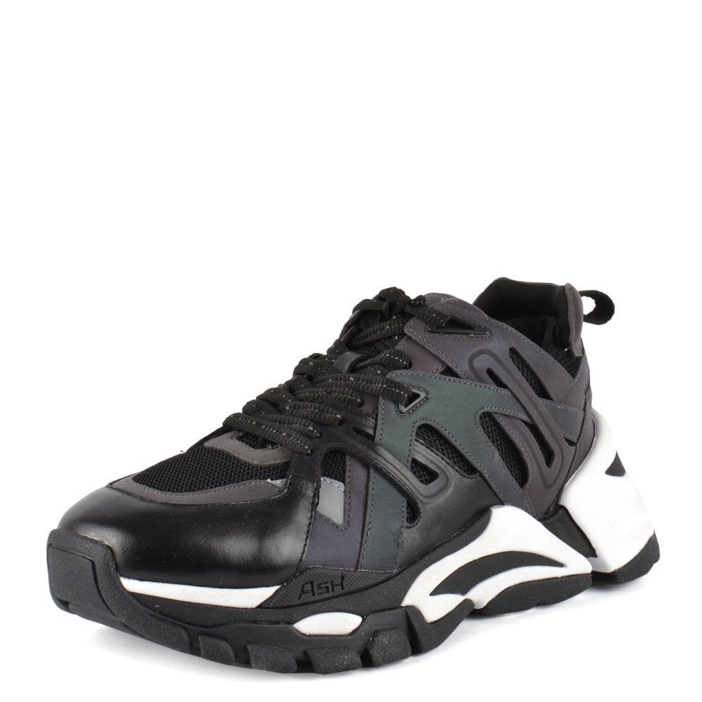 Free | Men's Leather \u0026 Mesh Sneakers