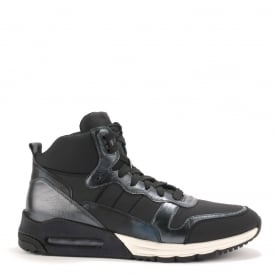 Men's MAXWELL Trainers Black & Graphite
