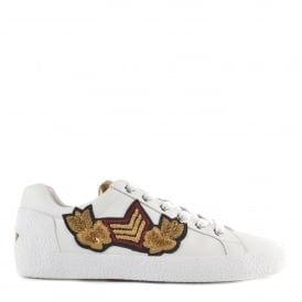 NAK ARMS Trainers White Leather
