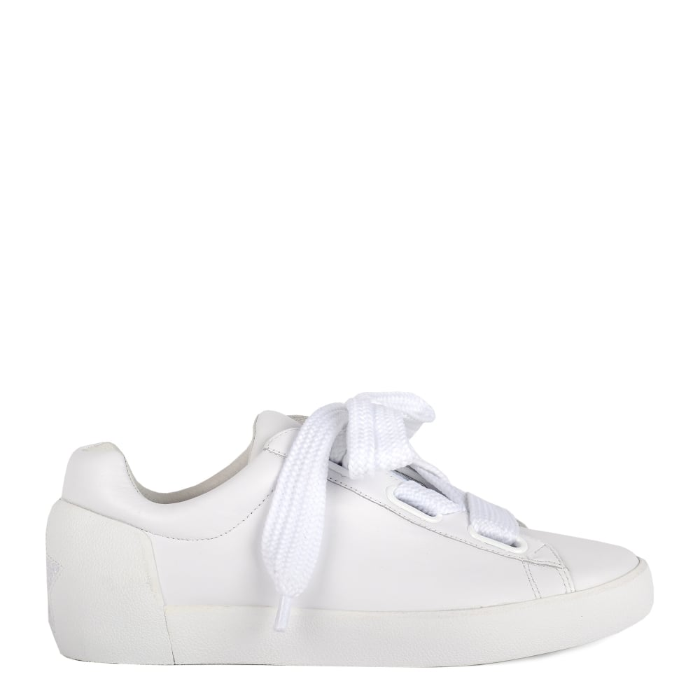 The Ash Footwear Nina Trainers In White