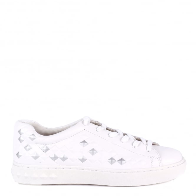 Ash PANIC BIS Trainers White Leather