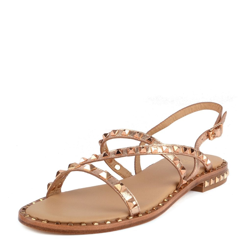 b1972e45f97a Peace | Women's Studded Leather Sandals | Official SS19 ASH Collection