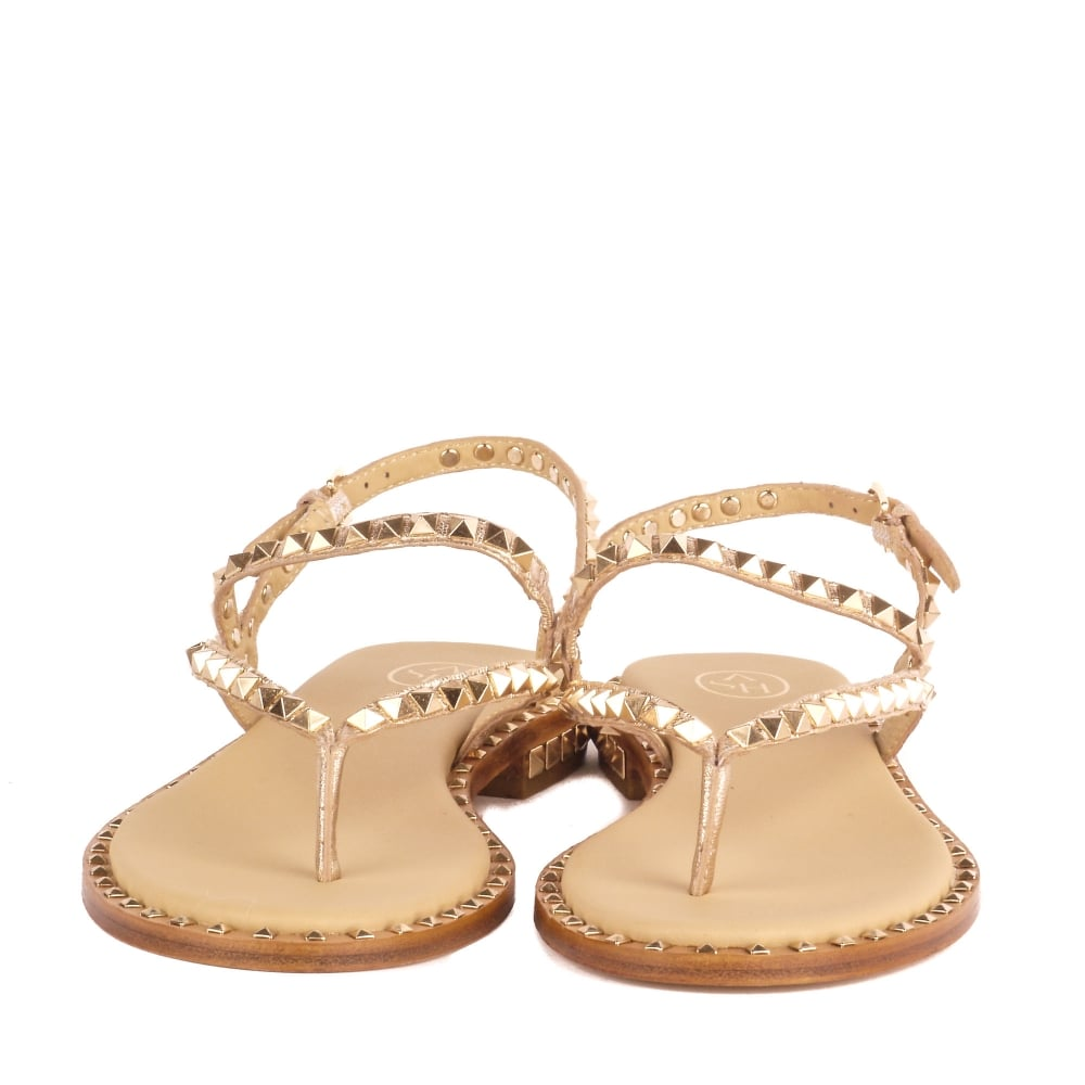 Ash Peps studded sandals flRzH