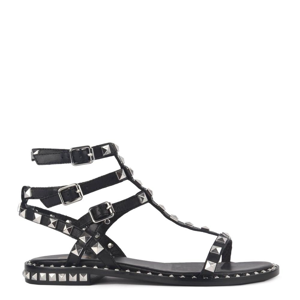 Poison BIS Black/Silver Sandal Grey outlet store online DT1ERh0Z2