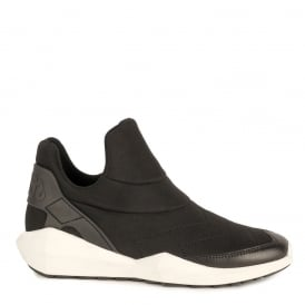 QUID Trainers Black Neoprene & Leather