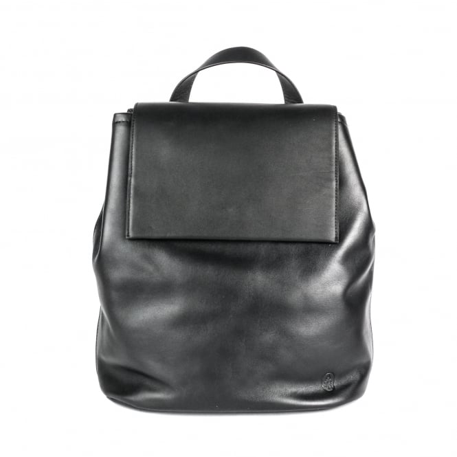 Ash STINGER Backpack Black Leather