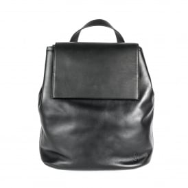STINGER Backpack Black Leather