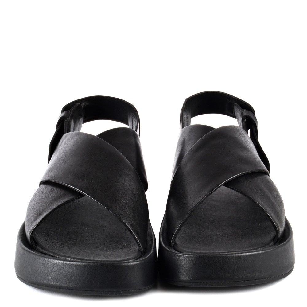 Ash Verdi   Crossover Black Leather