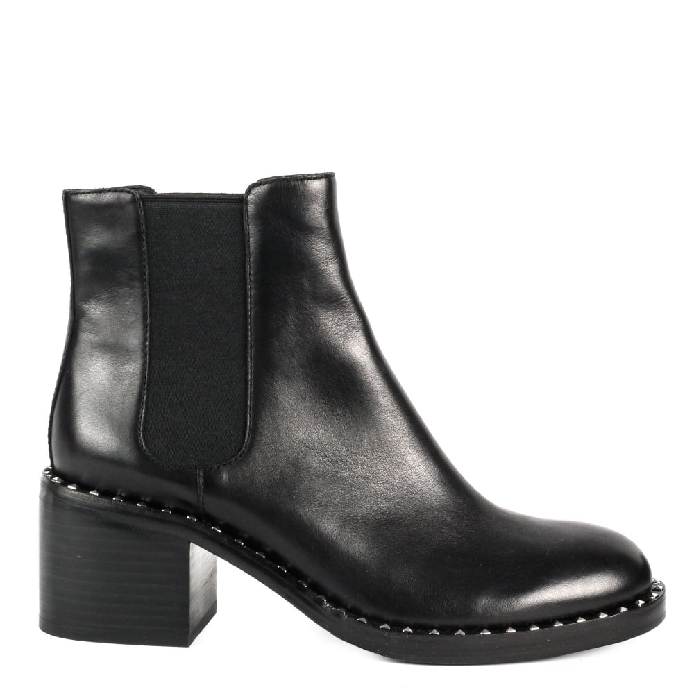6df78f8c60d79c Classic Black Boots From Ash Footwear - Shop The Xox Boots Today