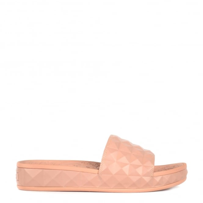 Ash SPLASH Studded Sandals Nude